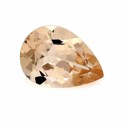 Peach Morganite GSCPEMO072  10X7 - 1.59 ct