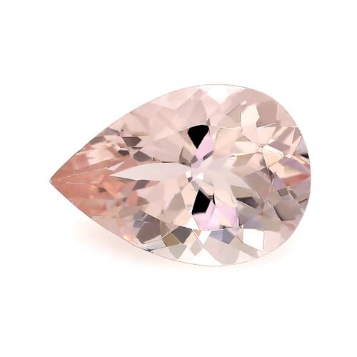 Peach Morganite GSCPEMO074  10X7 - 1.60 ct