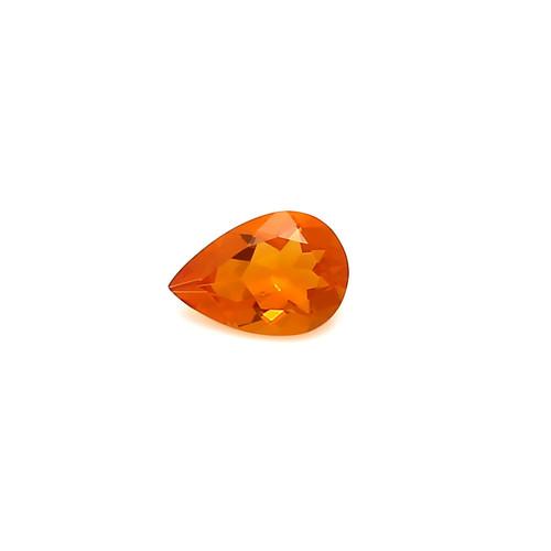 Fire Opal   GSCFO002   7 x 10 mm 1.10 Carat
