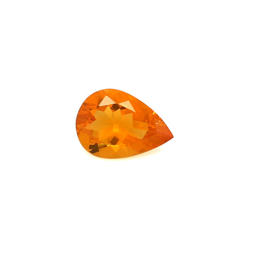 Fire Opal   GSCFO004   10 x 14 mm 3.15 Carat