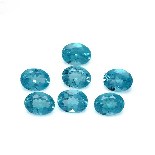 Apatite GSCAP030   7 x 9 mm 12.70 Carat