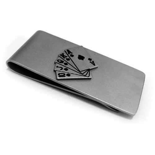 Poker Money Clip