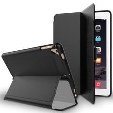 iPad 2 3 4 Smart Leather Case Cover Apple iPad2 iPad3 iPad4 Soft Back