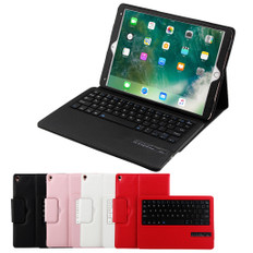 """iPad Pro 10.5"""" (2017) Bluetooth Keyboard Leather Case Cover Apple inch"""