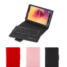 """Galaxy Tab A 8.0"""" T380 T385 Bluetooth Keyboard Case Cover Samsung 8"""""""