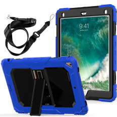 Heavy Duty iPad 9.7 2017 Strap Case Cover Car Apple Kids Shockproof