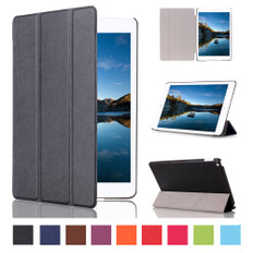 New iPad 9.7 2018 6th Gen Smart Leather Apple Case Cover iPad6 Skin