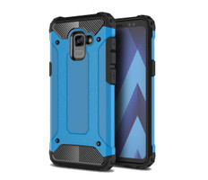Shockproof Samsung Galaxy A8 2018 Heavy Duty Tough Case Cover A530