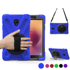 Heavy Duty Strap Samsung Galaxy Tab A 8.0 2017 T380 T385 Case Cover
