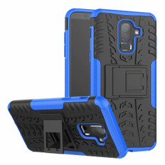 Heavy Duty Samsung Galaxy J8 Shockproof Case Cover 2018 J810 GM/DS