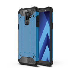 Shockproof Samsung Galaxy J8 Heavy Duty Tough Case Cover 2018 J810 GDS
