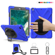 Heavy Duty Hand Strap iPad Mini 4 Apple Shockproof Tough Case Cover
