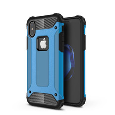 Shockproof iPhone Xs X Heavy Duty Case Cover Tough Apple Skin iPhoneXs