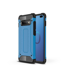 Shockproof Samsung Galaxy S10+ Plus Heavy Duty Tough Case Cover S G975