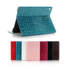"""iPad Air 3 10.5"""" 2019 Croc-Style Leather Apple Case Cover inch Air3"""