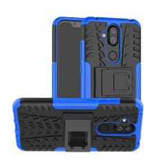 Heavy Duty Nokia 8.1 / X7 Mobile Phone Shockproof Case Cover