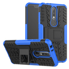 Heavy Duty Nokia 5.1 Plus / X5 Mobile Phone Shockproof Case Cover