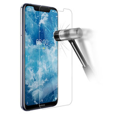 For Nokia 7.1 Tempered Glass Screen Protector Mobile Phone Guard
