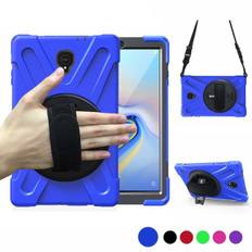 Heavy Duty Strap Samsung Galaxy Tab S5e 10.5 T720 T725 Kids Case Cover