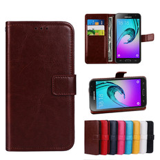 Folio Case Samsung Galaxy J3 2016 / J3 6 Handset J320 Leather Cover