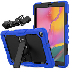 Heavy Duty Samsung Galaxy Tab A 10.1 (2019) Strap Case T510 Kids Tough