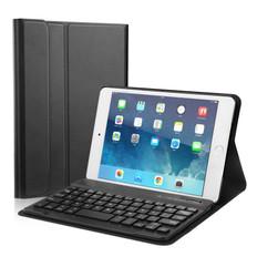 "Slim iPad 5 (2017) 9.7"" iPad5 Bluetooth Keyboard Case Cover Apple"