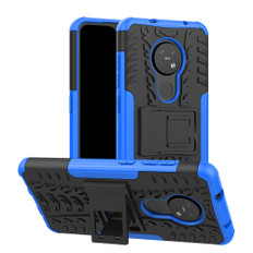 Heavy Duty Nokia 7.2 Mobile Phone Shockproof Case Cover Tough Rugged