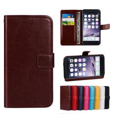 Folio Case iPhone SE 2020 2nd Gen Leather Case Cover Apple SE2 Skin