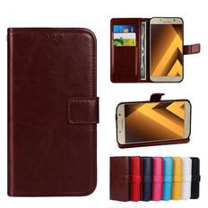 Folio Case Samsung Galaxy A21s 2020 PU Leather Cover Phone A217