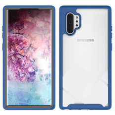 Shockproof Bumper Case Samsung Galaxy Note10+ Plus Clear Back Cover