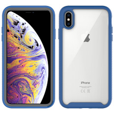 Shockproof Bumper Case iPhone Xs Max Clear Back Cover Apple XsMax