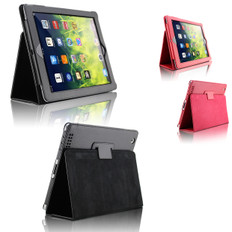 iPad 10.2 8th Gen 2020 Folio PU Leather Apple Smart Case Cover iPad8