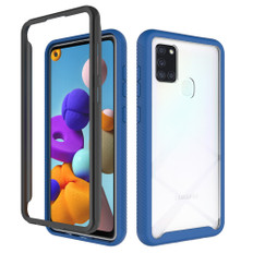Shockproof Bumper Case Samsung Galaxy A21s 2020 Clear Back Cover A217