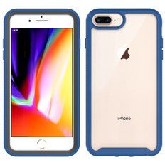 Shockproof Bumper Case iPhone 6 Plus / 6s Plus Clear Back Cover Apple