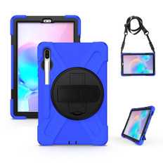 "Heavy Duty Strap Samsung Galaxy Tab S7 11"" T870 T875 Kids Case Cover"
