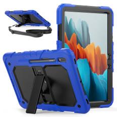 "Heavy Duty Samsung Galaxy Tab S7 11"" Strap Case T870 T875 T876 Kids"
