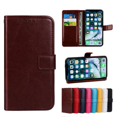 "Folio Case For iPhone 12 Pro Leather Case Cover Apple 6.1"" inch"