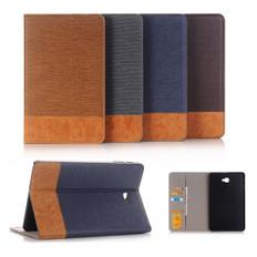 "Hybrid Samsung Galaxy Tab A7 10.4"" 2020 T500 T505 Leather Case Cover A"