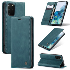 CaseMe Samsung Galaxy S20+ Plus Classic Leather Folio Case Cover G985