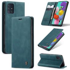 CaseMe Samsung Galaxy A51 Classic Leather Folio Case Cover Skin A515