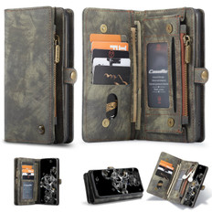 CaseMe 2-in-1 iPhone 12 Detachable Case Leather Wallet Cover Apple