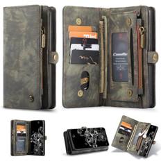 CaseMe 2-in-1 iPhone 12 Pro Detachable Case Leather Wallet Cover Apple