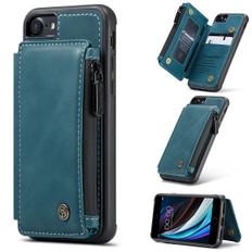 CaseMe Shockproof iPhone SE (2020) 2nd Gen Case Cover Wallet Apple