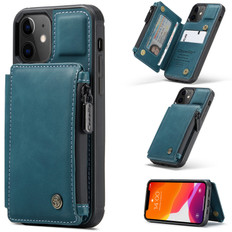 CaseMe Shockproof iPhone 12 Leather Case Cover Wallet Apple iPhone12