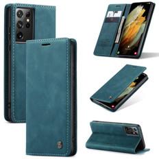 CaseMe Samsung Galaxy S21 Ultra 5G Classic Folio Case Cover G998 Skin