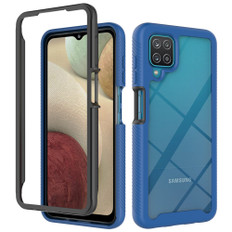 Shockproof Bumper Case Samsung Galaxy A12 Clear Back Cover SM-A125