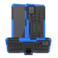 Heavy Duty Samsung Galaxy A12 Handset Shockproof Case Cover A125