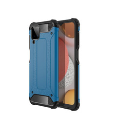 Shockproof Samsung Galaxy A12 Heavy Duty Tough Phone Case Cover A125