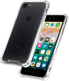 Goospery iPhone 7 8 Clear Phone Case Shockproof Bumper Cover
