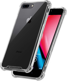 Goospery iPhone 7 Plus 8 Plus Clear Phone Case Shockproof Bumper Cover